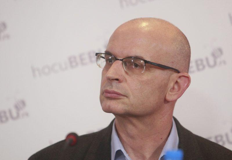 Prof. dr Miodrag Stojković, genetičar, prof. Medicinskog fakulteta u Kragujevcu i vlasnik Specijalne bolnice za lečenje steriliteta Spebo
