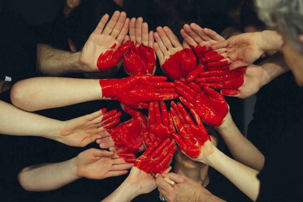podrška, prijatelji, grupa, psihologija, društvo, briga, ljubav